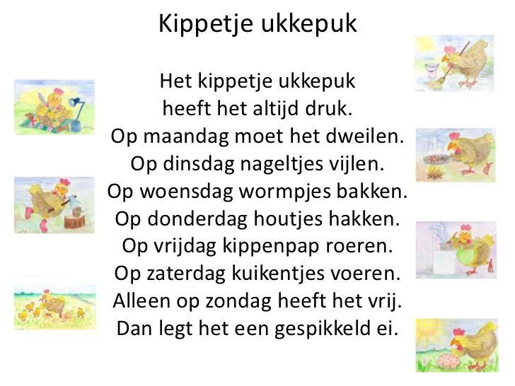 versje over Kippetje Ukkepuk