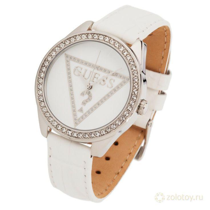 GUESS W65006L1 ТОВ № 77875 Цена на 20.01.2014 - 3960 р. http://www.zolotoy.ru/catalog/watch/2078119491598/#ad-image-0 #часы #ювелирныймагазин #золотой