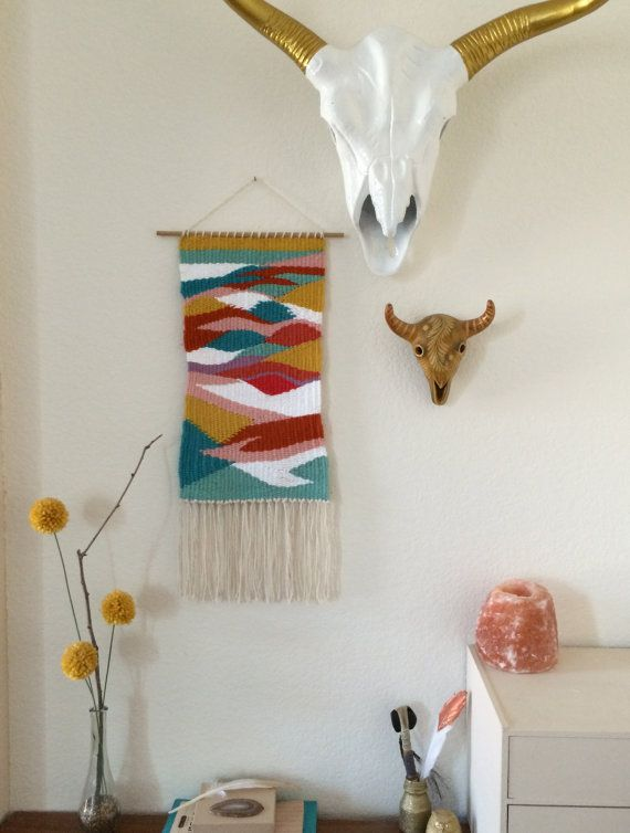 Woven Tapestry Wall Hangings 31 best wall hangings images on pinterest | woven wall hanging