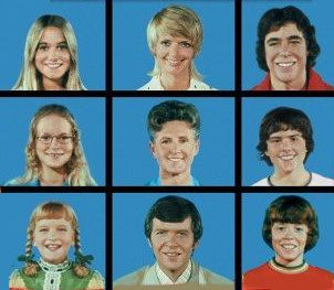 The Brady Bunch-I know it's from the 70s but everything that came from the 80s was good and a lot of things that came from the 70s were bad - except my husband and siblings.