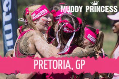 Muddy Princess Pretoria, GP