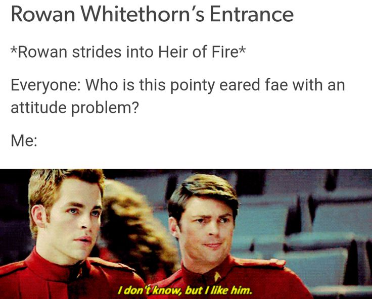 Throne of Glass with Star Trek gif I love it