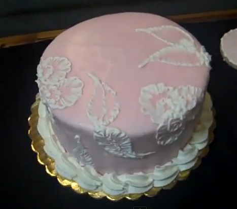 Cake Decorating Pourable Fondant Recipe
