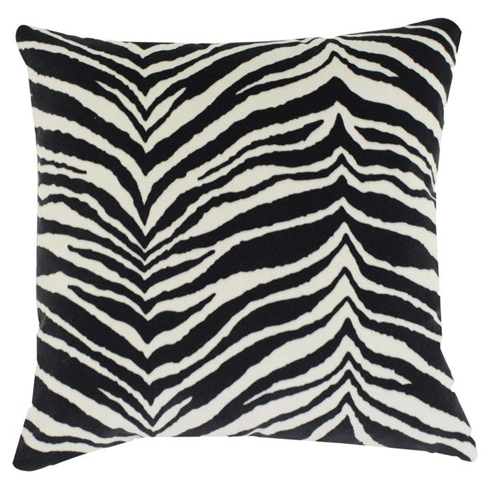 20 Best Images About Zebra Print Throw Pillows On