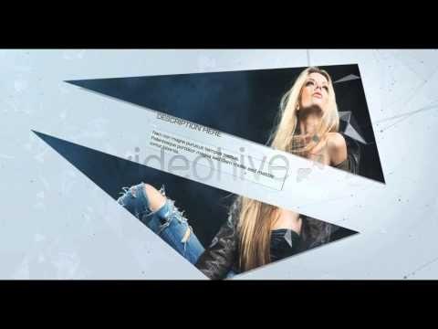 ▶ Futuristic Interface Presentation - YouTube