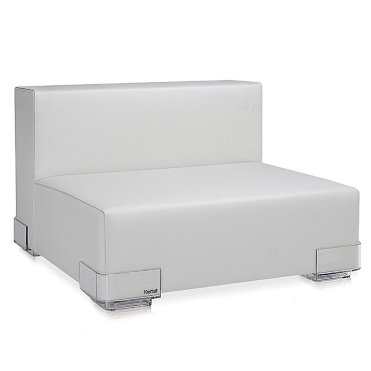 Sofa Slipcovers Plastics Armless Sofa by Kartell Opad