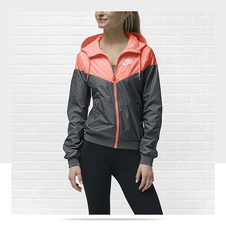 Nike Windrunner Womenu0026#39;s Jacket | Dream Closet | Pinterest ...