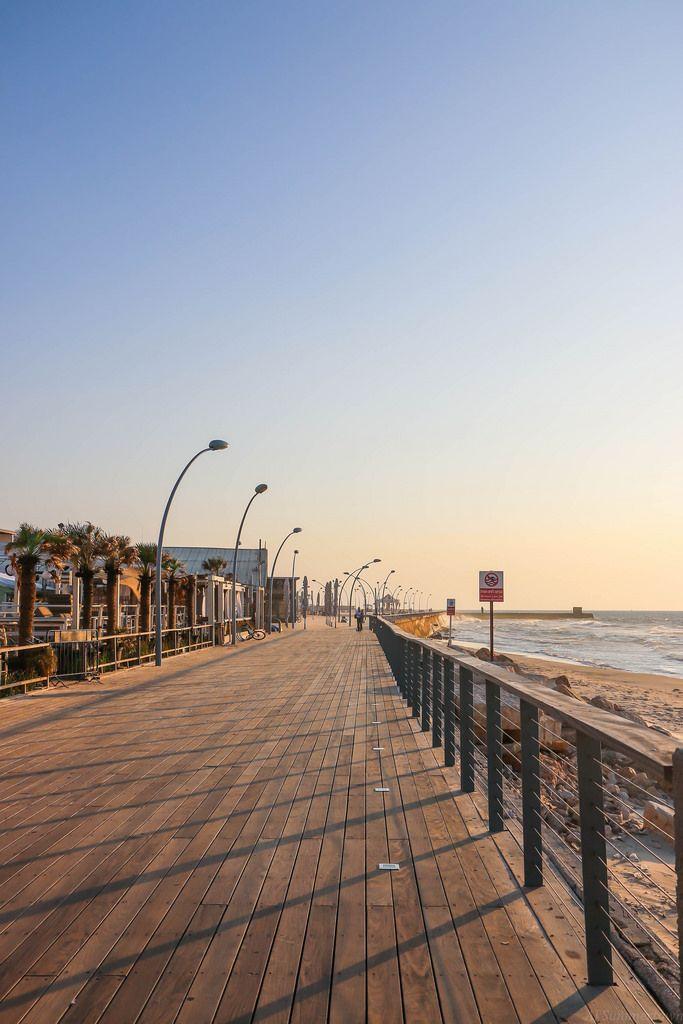 Tel Aviv Port, Israel