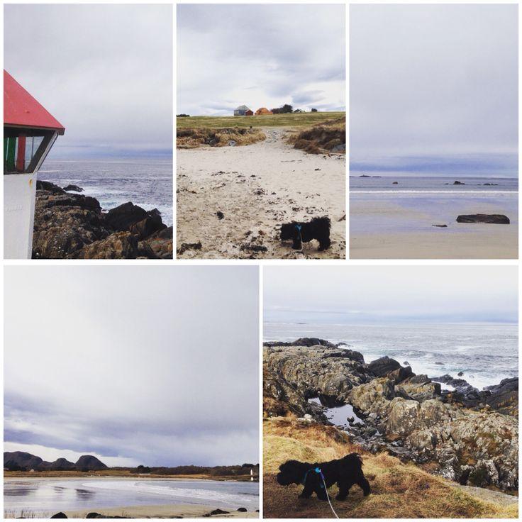Farstadstranden - Nordneset. Atlantic Ocean