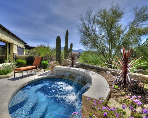 Spool Pool Home Design Ideas, Pictures, Remodel and Decor