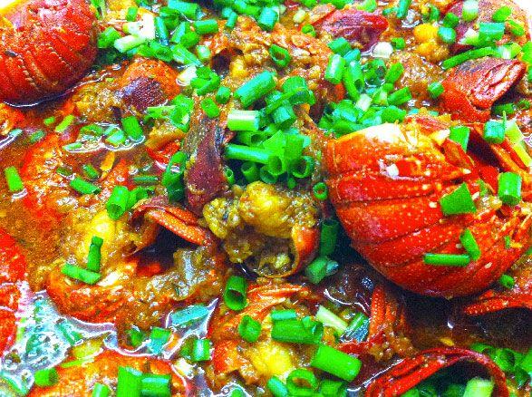 Recette cari langouste : un cari crustacés très apprécié en recette réunionnaise.