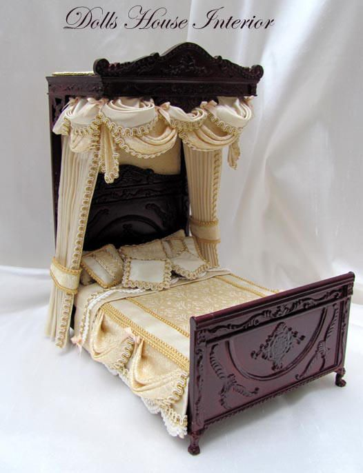 miniature dollhouse furniture for sale. dressed bed dollhouse ideasdollhouse furnitureminiature miniature furniture for sale n