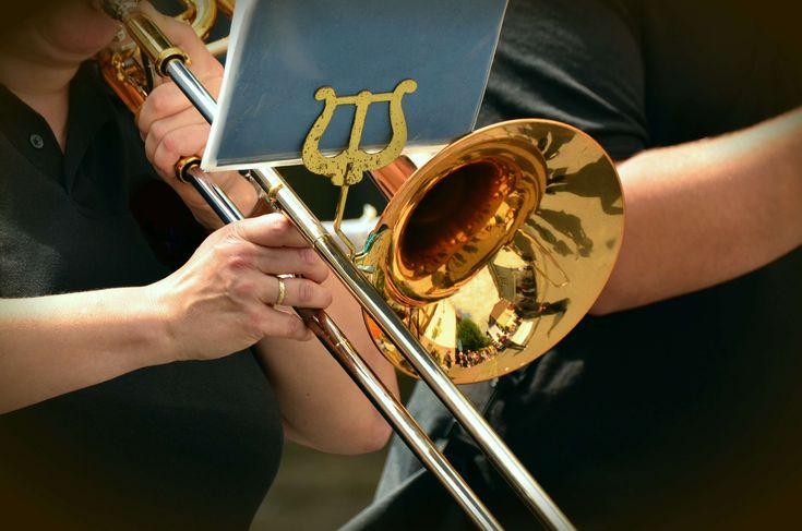#brass #brass band #brass instrument #close #golden #hands #instrument #music #music band #musical instrument #musicians #orchestra #shine #slide trumpet #tradition #trumpet #wind instrument