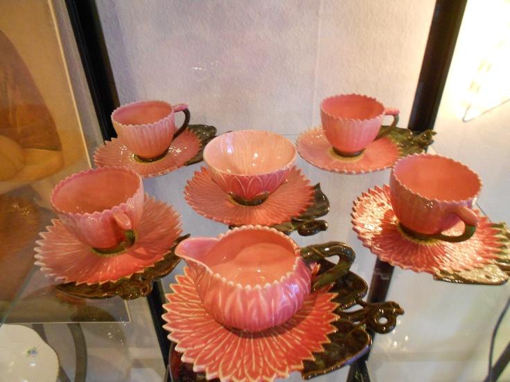 Zsolnay Tea- Lotus 1889