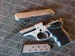 Bersa's New Thunder 380 Concealed Carry .380 ACP Auto Pistol
