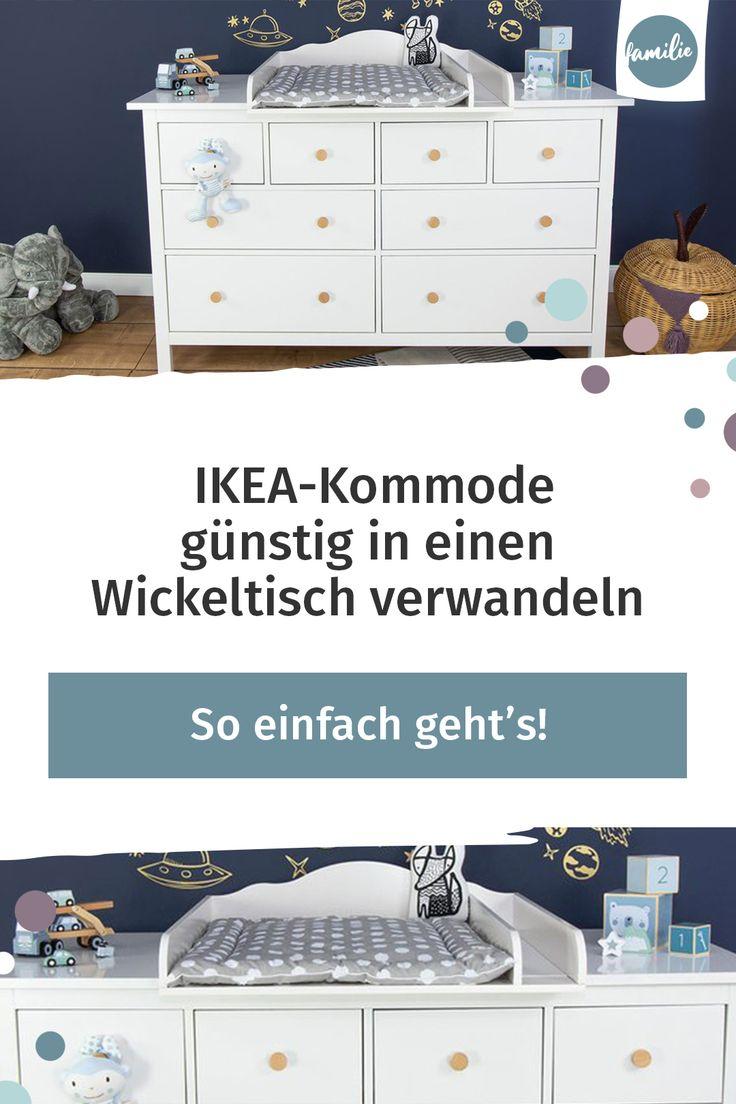 Hemnes Kommode Anleitung 2021
