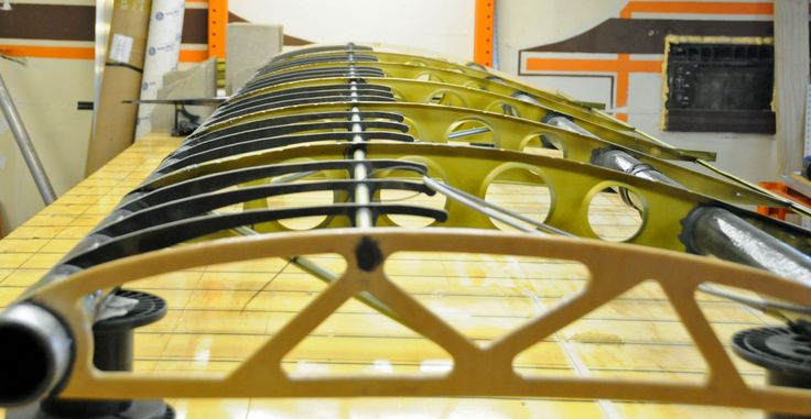Belite Ultralight Blog: Building a Carbon Fiber Wing with Aluminum Ribs - Part 1