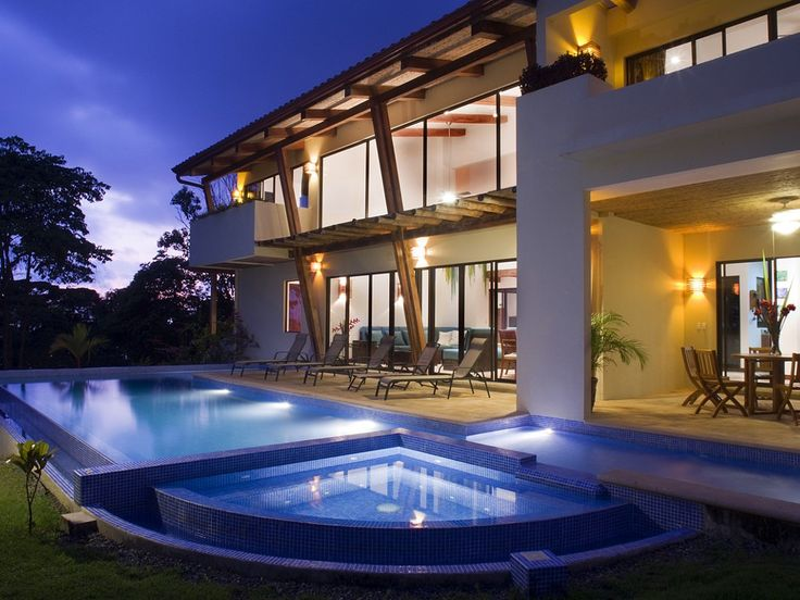 Urlaub in einem mittelamerikanischen Paradies - Villa für bis zu 10 Personen in Dominical, Costa Rica. Objekt-Nr. 364555