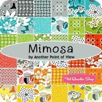 """Mimosa 10"""" SquaresAnother Point of View for Windham Fabrics"""