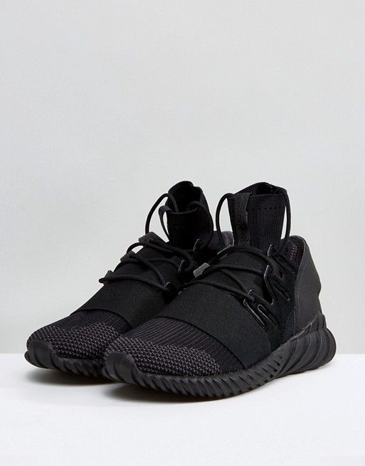 – Adidas Sneaker Schwarz Primeknit Doom Tubular Originals In wn8Nvm0