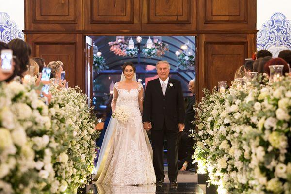 15 músicas para a entrada da noiva na cerimônia