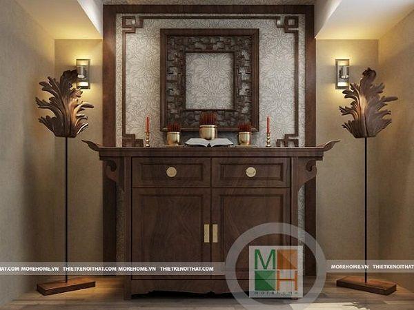 My Dream House: Mẫu phòng thờ & bàn thờ