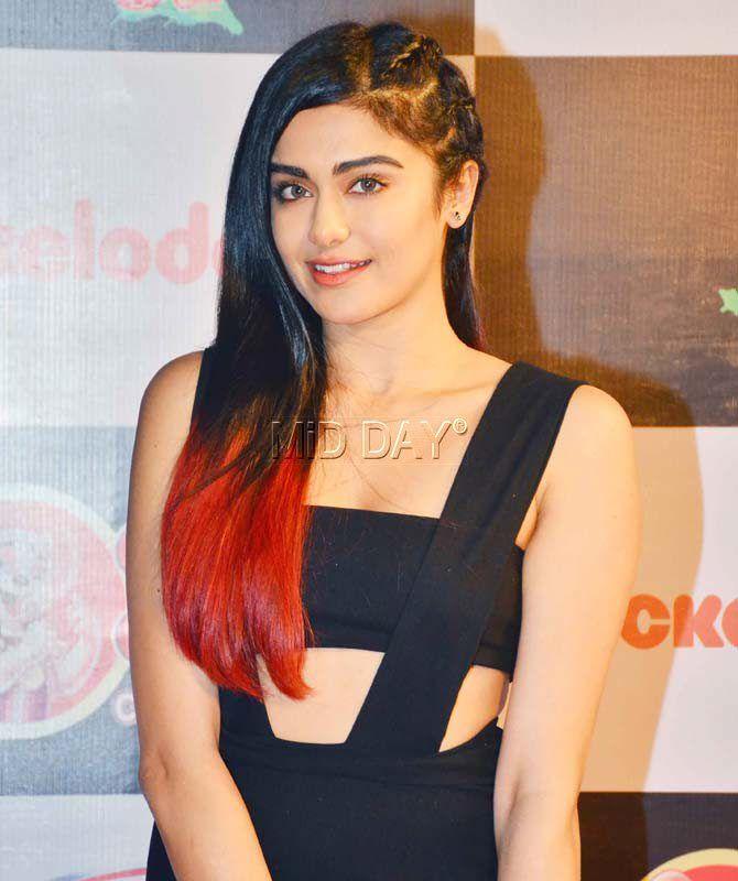 Adah Sharma at the Kids Choice Awards 2016 in Mumbai. #Bollywood #Fashion #Style #Beauty #Hot #Sexy