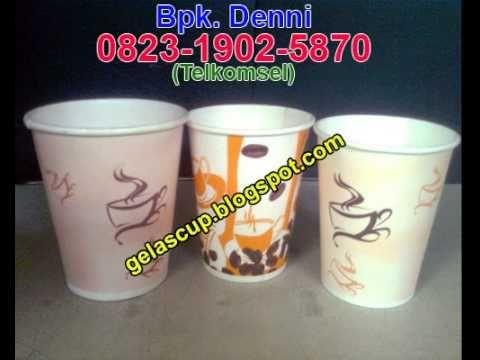 0823 1902 5870 (Telkomsel), Gelas Es Kelapa, Supplier Tatakan Gelas Kertas, Jual Paper Cup Bandung