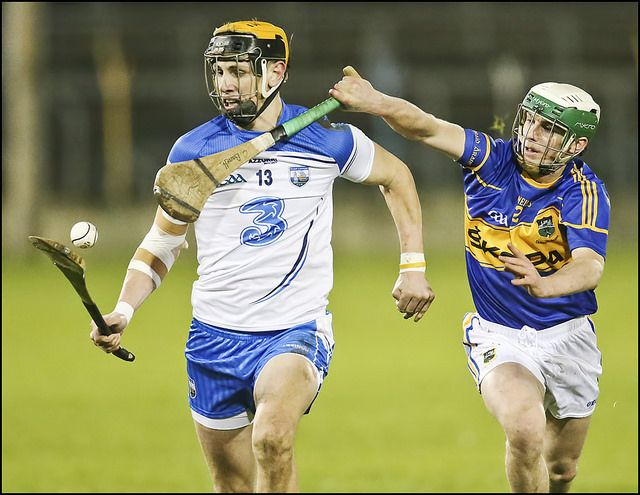 National Hurling League Waterford v Tipperary