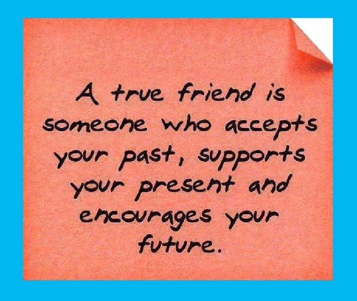 Past Friends Quotes