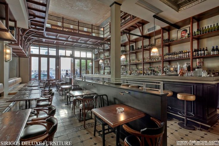 Osterman Bar & Dining Room, Athens
