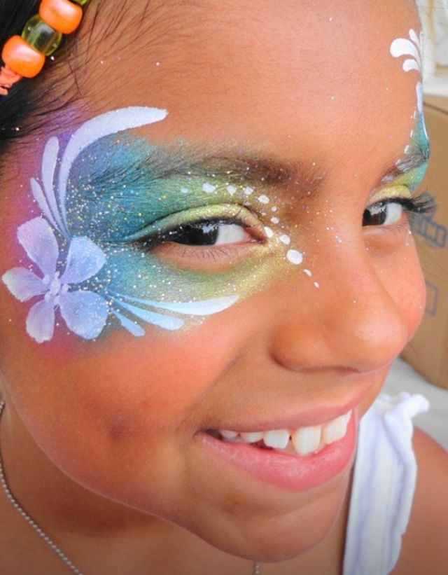 2164 best images about face painting designs on pinterest for How to apply face paint