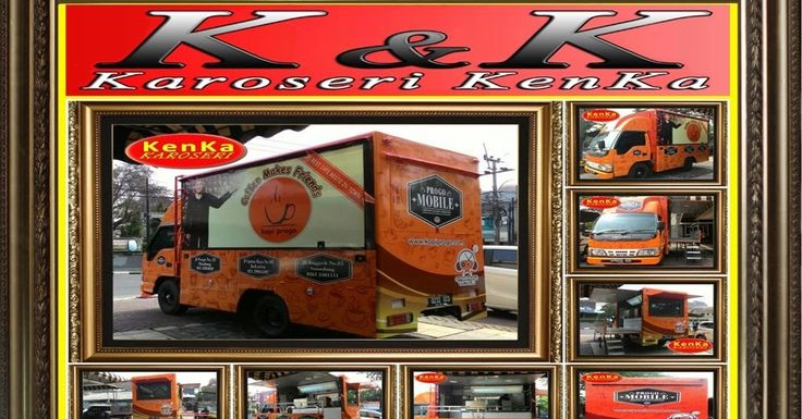 Harga Food Truck - Karoseri KenKa