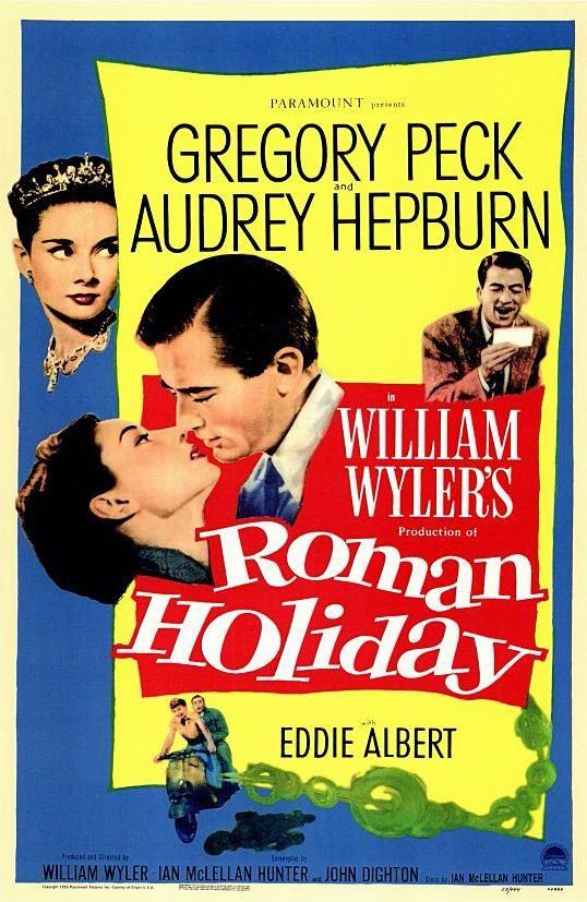 Roman Holiday (1953) William Wyler