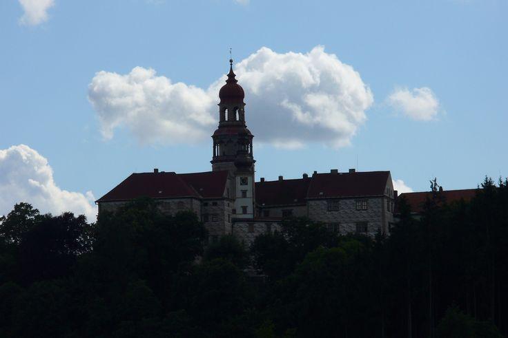 czech nature, Náchod castle, morning :)