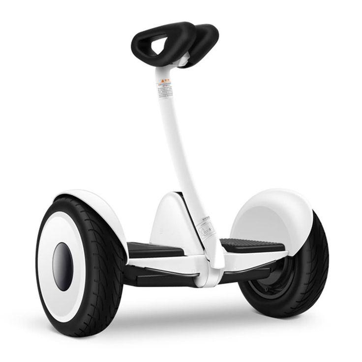 Xiaomi Ninebot 2 Wheel Electric Smart Self Balancing Sales Online white xiaomi - Tomtop.com