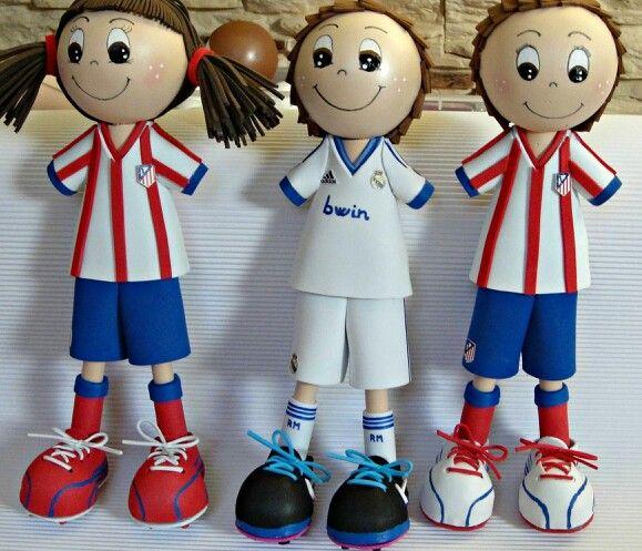 Fofuchos futbolistas 2012