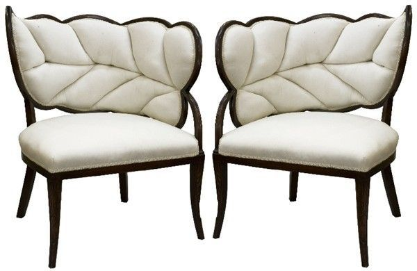 Красивые дизайнерские кресла.