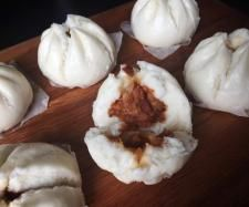 Recipe Chinese BBQ Pork Buns(Char Siu Bao)  by Lavish - Recipe of category Starters