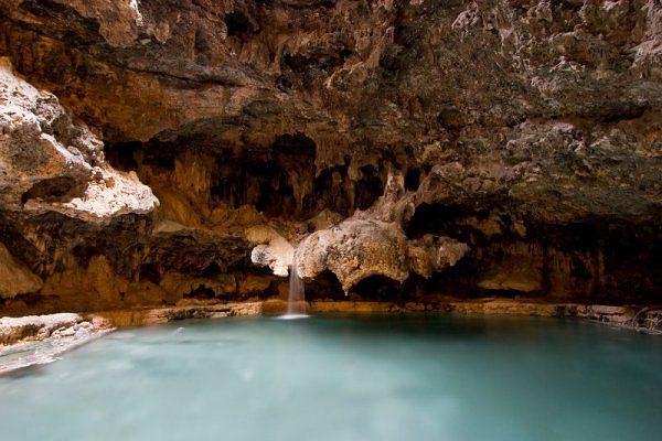 10. Underwater Cave, Banff