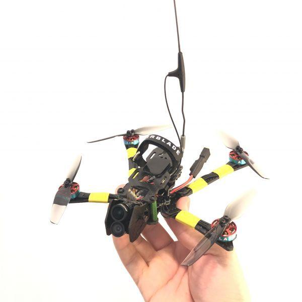 Airblade Transformer Mini 4 Inch Long Range Fpv Quadcopter Design Fpv Quadcopter Fpv