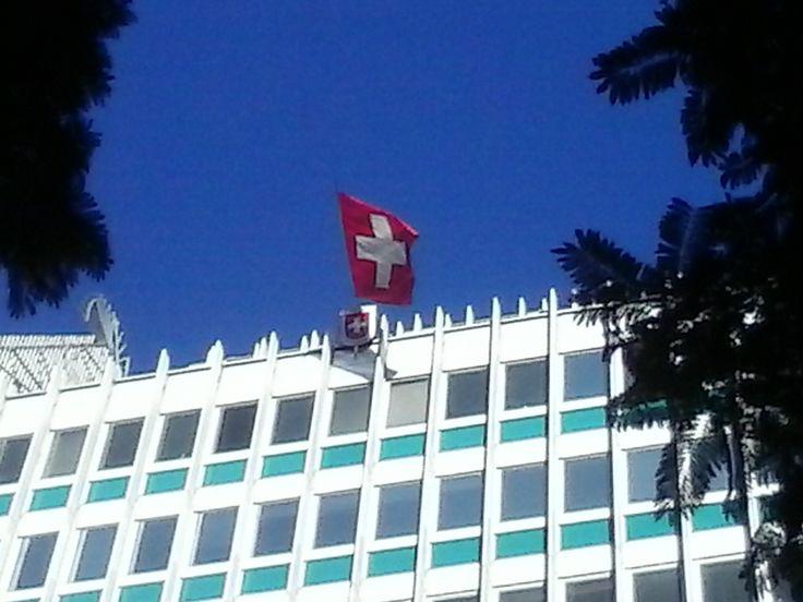 La Suisse en Argentine
