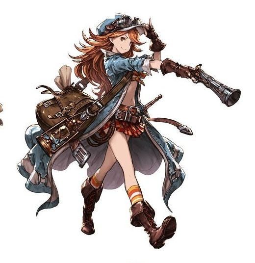 Granblue Fantasy iOS Artworks, images - Legendra RPG