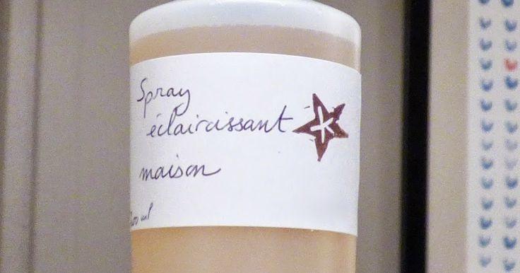 """Pour espacer les visites chez le coiffeur pour faire des mèches ou tout simplement pour donner de jolis reflets """"soleil"""" aux cheveux chatain..."""