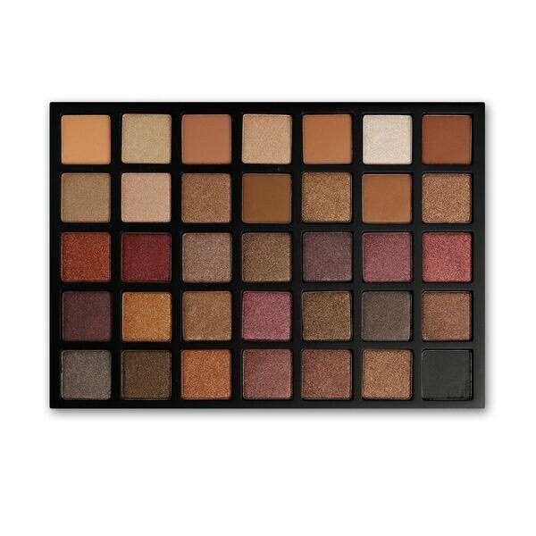 Beauty Creations Eyeshadow ANASTASIA Palette 35 Shades Highly Pigmented Neutral #Bebella