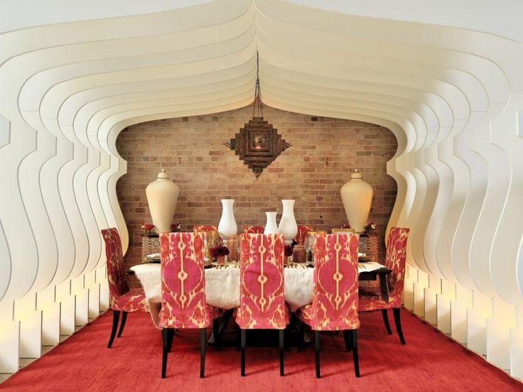 Die besten 25+ Schlafzimmer im marokkanischen stil Ideen auf - esszimmer in der alten post weinheim