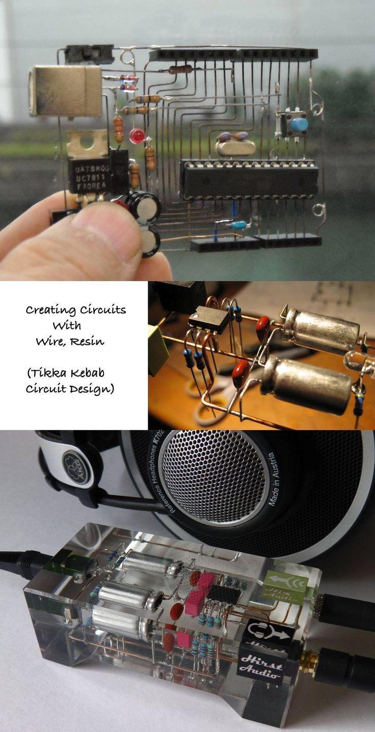 Creating-Circuits-With-Wire-Resin-Tikka-Kebab-Circuit-Design