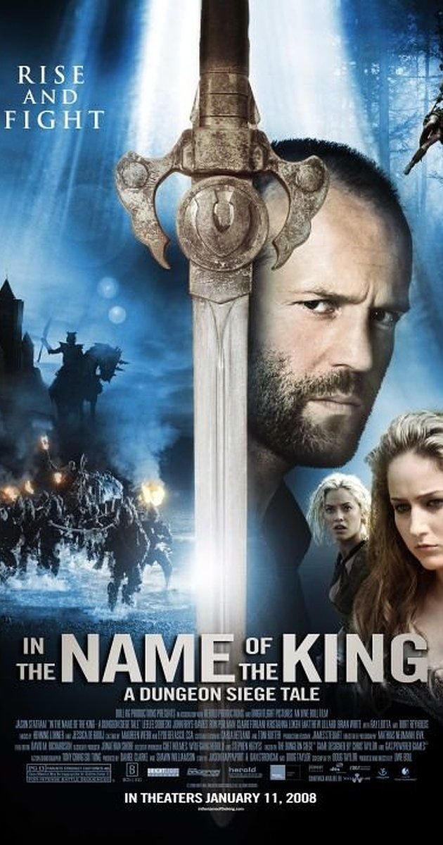 Directed by Uwe Boll.  With Jason Statham, Ron Perlman, Ray Liotta, Leelee Sobieski. A man named Farmer sets out to rescue his kidnapped wife and avenge the death of his son -- two acts committed by the Krugs, a race of animal-warriors who are controlled by the evil Gallian.