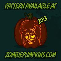 Pinterest • The world's catalog of ideas Zombie Pumpkin Pattern