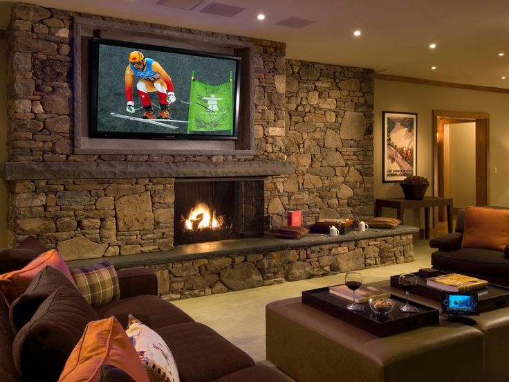 Media Room Design Ideas: Pictures, Options U0026 Tips. Media Room DesignHome  Theater ...